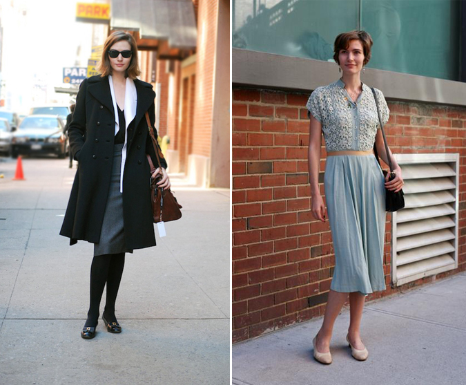 Classic Series: Street style