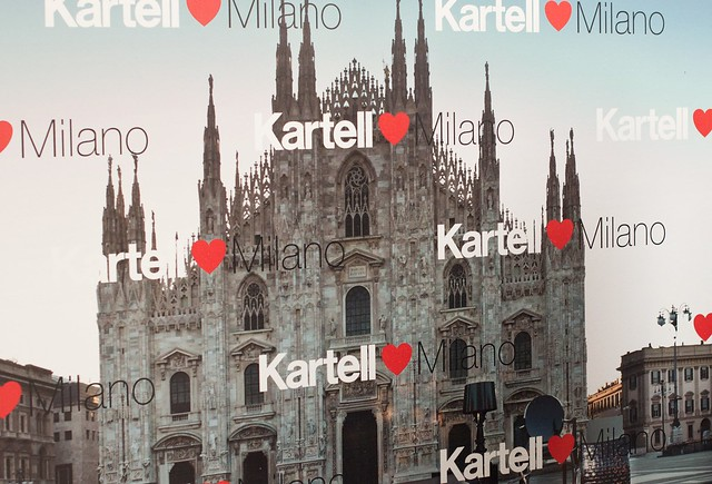 Milan Design Week  Kartell Loves Milano