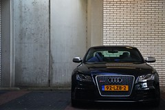 Audi RS5 (taken with a new camera!!)