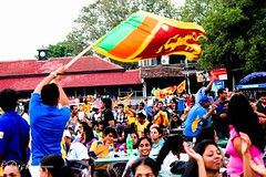 Sri Lankans (Ranasinghe, Dasun) Tags: srilankans tnlrocks chfc iccworldcup2011 dasunranasinghe
