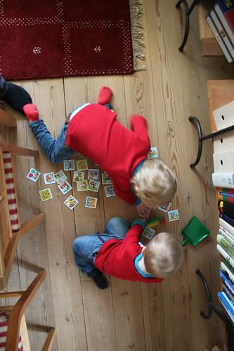 Gusten & Hugo leker