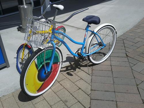 Day 104 - Google Bikes