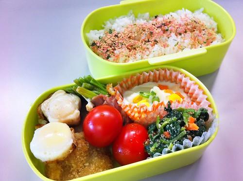 今日のお弁当 No.149 – 焼鮭