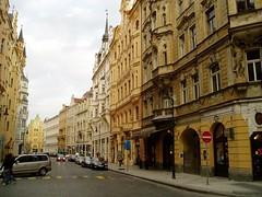 irok Street, Prague (caf_solo) Tags: street prague czechrepublic oldtown staremesto 2011 starmsto siroka irok