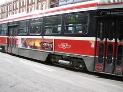 IMG_37196 (drum118) Tags: light toronto ttc rail canadian transit vehicle trams streetcars clrv lightrailvehicles tolleycars clrvstreetcar transitttc lrvvehicles