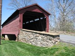 Utica Covered Bridge