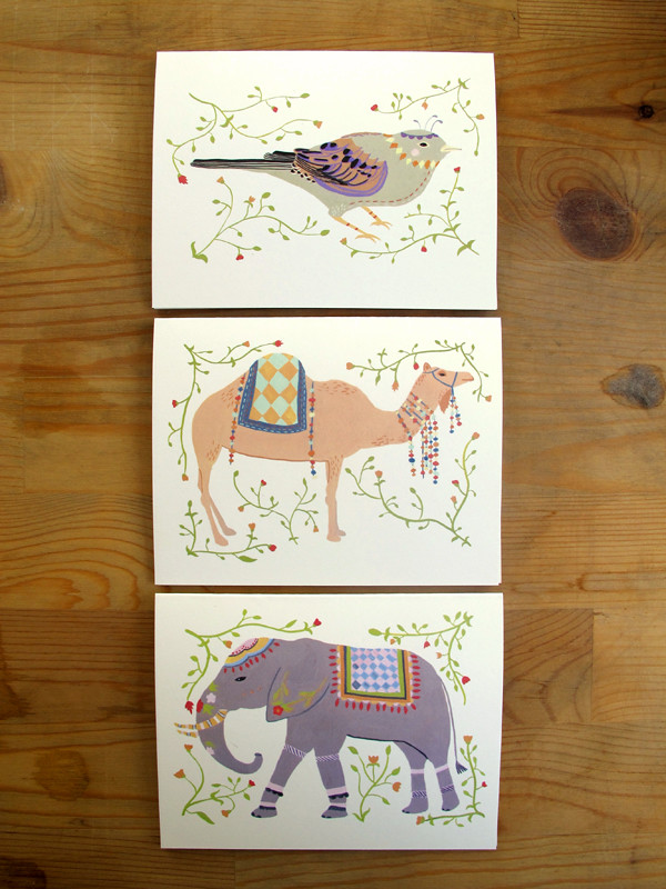 Decorated Animals All 3 72