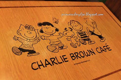 Charlie Brown Cafe 12