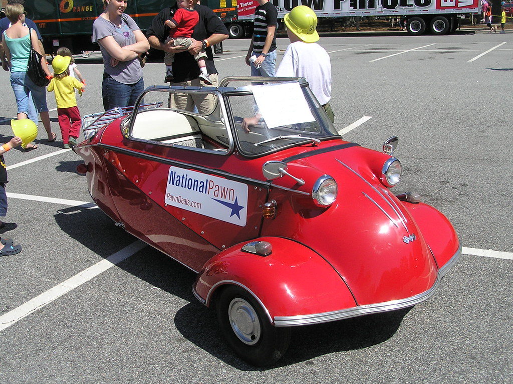 1956-64 Messerschmitt (FMR) KR200 micro-car convertible