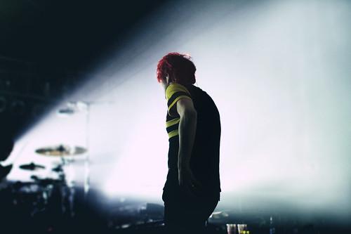 My Chemical Romance by Matt Vogel