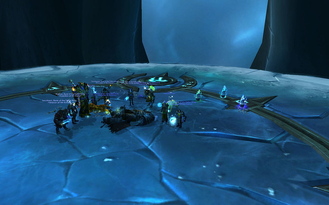 Sassy Cats Heroic Lich King Kill