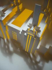 battersea power station detail (elod beregszaszi) Tags: sculpture art geometric matrix architecture paper paperart 3d origami gallery cut geometry space exhibition kinetic kirigami spatial folded fold kiri popup proportion crease papercut volume ratio paperwork oa optic papermodel foldable ori papersculpture origamic origamicarchitecture kinetica collapsible paperfold elod papermatrix elodole popupology beregszaszi kiriorigami flatfoldable elodberegszaszi foldablearhitecture structurekinetic papercubed