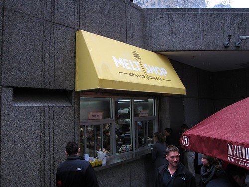 Melt Shop, Grilled Cheese