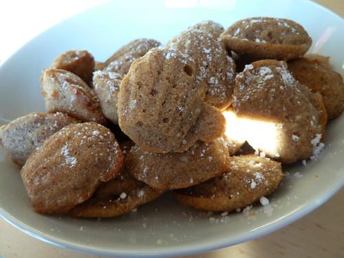 buchweizen madeleines