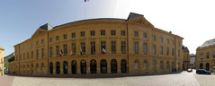 Mairie De Metz (Alexander Marc Eckert) Tags: metz mosel moselle lothringen lorraine france frankreich metzville placedarmes mairiedemetz flickralbumfrance