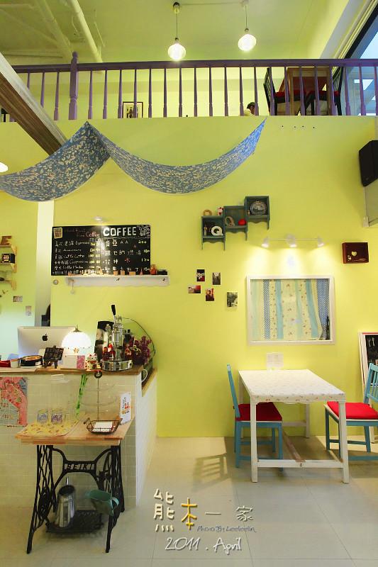 三峽北大大義路早午餐|波米咖啡館~走進旖旎想像的異國風童話
