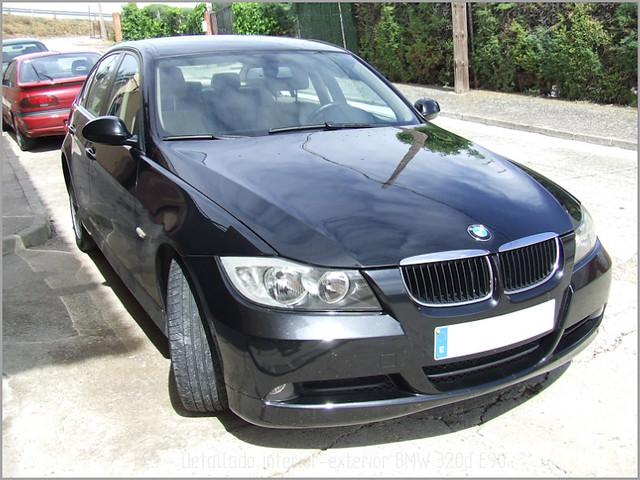 BMW 320d E90-18