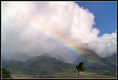 Maui Colors (WanaM3) Tags: mountains hawaii rainbow maui wanam3