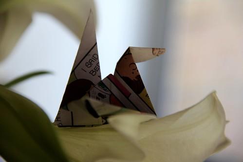 Crane for Hope #57
