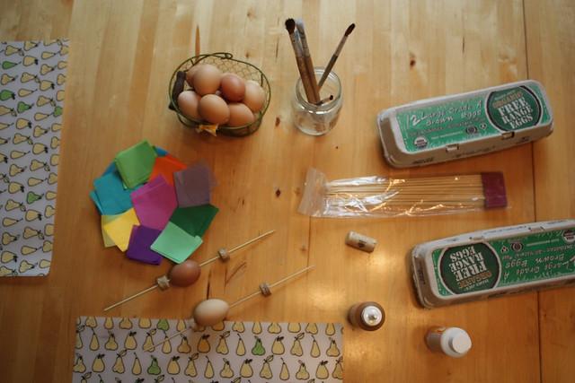 egg materials