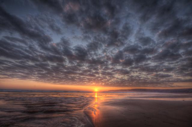 Freshwater Sunset