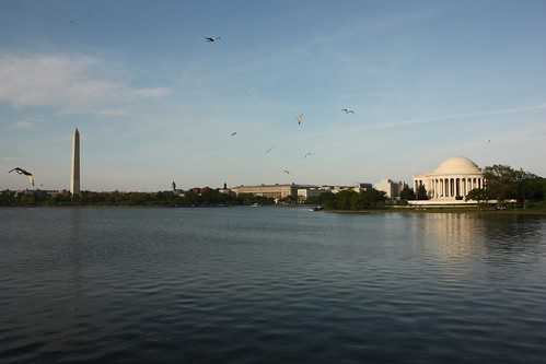 Tidal Basin, Washington DC