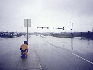 Anti-Torture Vigil - Week 45: All Alone