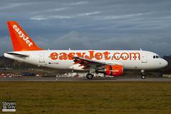 G-EZNC - 2050 - Easyjet - Airbus A319-111 - Luton - 110117 - Steven Gray - IMG_7996