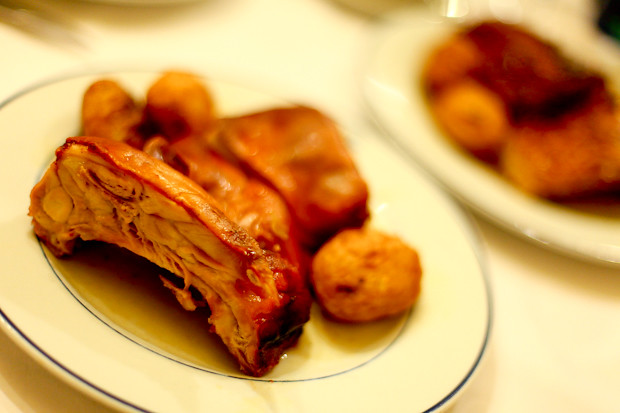 Roast Suckling Pig