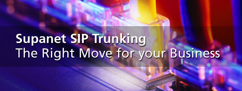 Supanet Business SIP Trunking Right Move