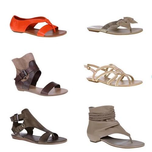 calçados arezzo 2011