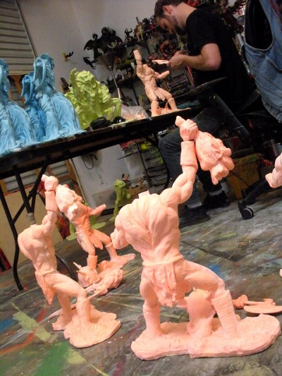 SKINNER Sculptures