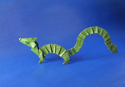 Chinese dragon (китайский дракон)