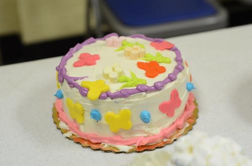 Spring cake.