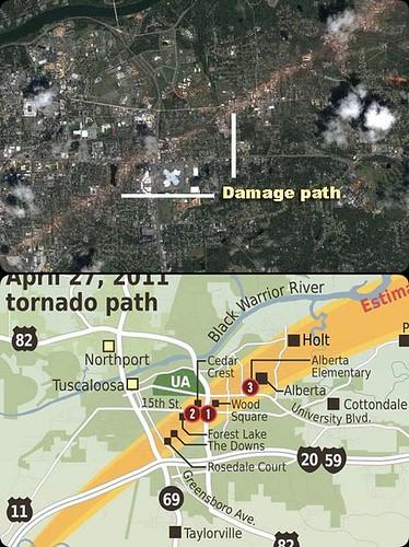 tuscaloosa tornado pictures. tuscaloosa tornado 2000.