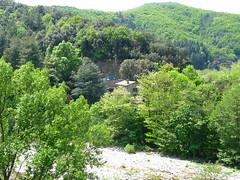 Landscape, on the way to Aubenas (*SHERWOOD*) Tags: france aubenas landsape riverardche
