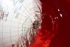 WikiLeaks (wout.) Tags: red water canon earth global leaks efs60mm eos400d wikileaks