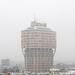 Milano: Torre Velasca dal duomo
