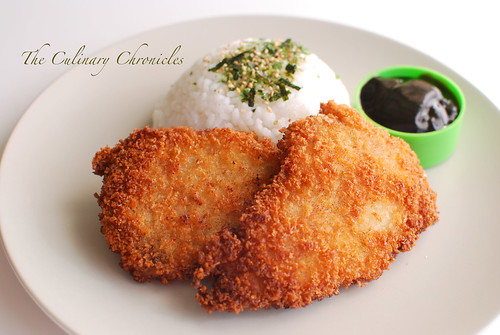 Tonkatsu (Japanese Pork Cutlet) | The Culinary Chronicles