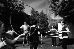 May Day #2 (Araakii) Tags: seattle street leica zeiss 35mm washington market hula sunday rangefinder fremont carl magpie hoops m9 biogon3528zm