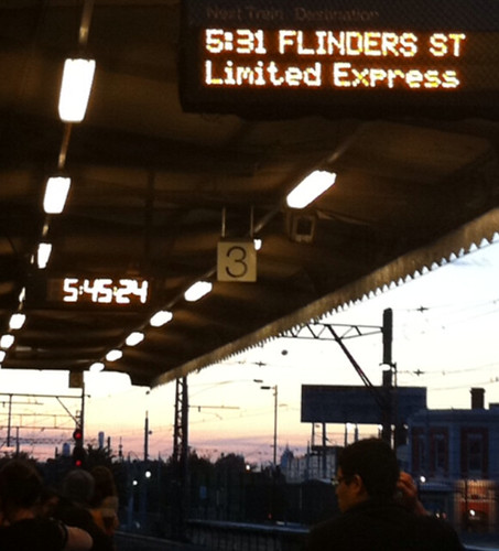 POTD: Late trains