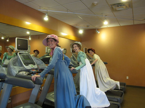 Regency Workout