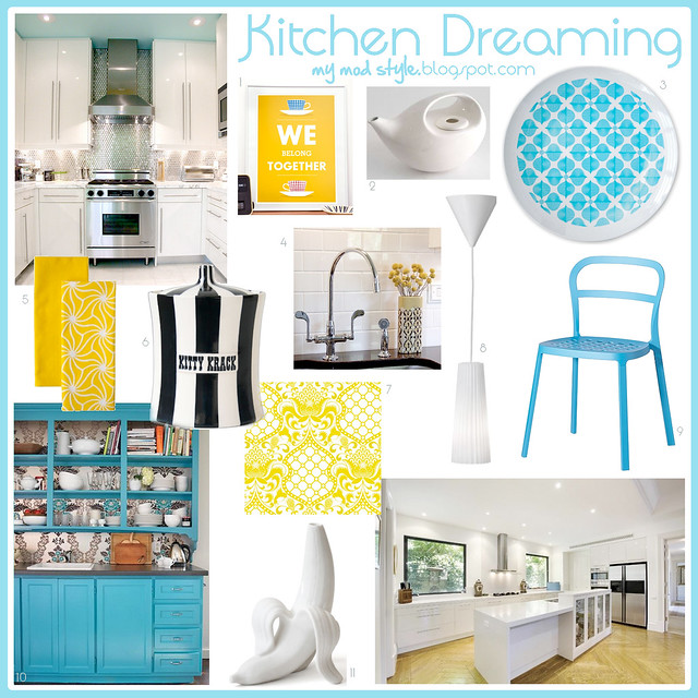 kitchen dreaming may 2011