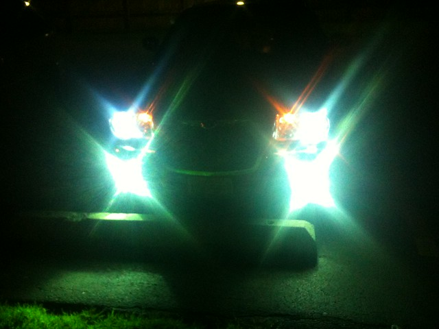 installed my hids and grills!!! 5682399372_3c3f5b68cf_z