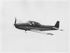 "04-01823 Ryan Navion c. 1950 (San Diego Air & Space Museum Archives) Tags: sdasm aviation aeronautics sandiegoairandspacemuseum ryan ""ryan aeronautical"" ""san diego"" ""lindbergh field"" navion n5130k"