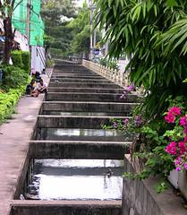 THAILAND-Bangkok, frher Wasserstraen  - 5 (roba66) Tags: city travel thailand asia asien bangkok urlaub explore thai reise eastasia khlong thailandbangkok ostasien kartpostal astoundingimage earthasia roba66