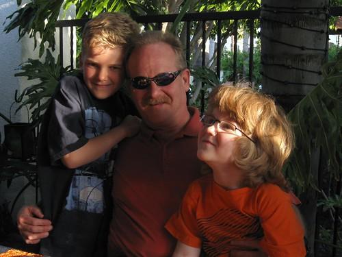 Grandpa w/ Jake & Z