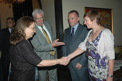 Deputy High Commission Mumbai Hosts QBP 2011 (UK in India) Tags: birthday party david office jill janice queens peter moore foreign commonwealth foreignoffice fco beckingham qbp britishdeptyhighcommissionmumbaiindia2011