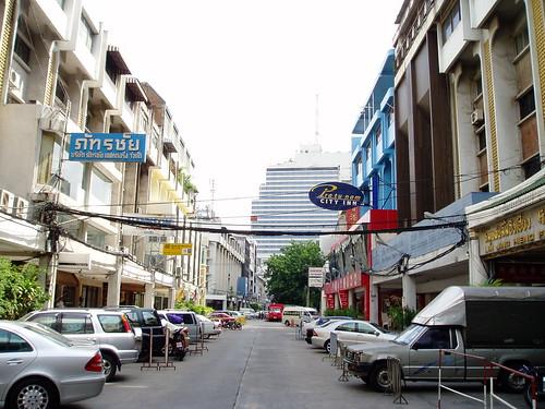 シティーインホテル Pratunam City Inn