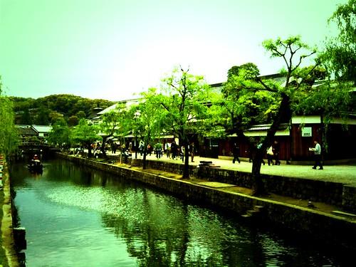 倉敷川 ( 倉敷美観地区 )